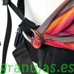 Cierre de las mochilas ergonómicas de Valencia