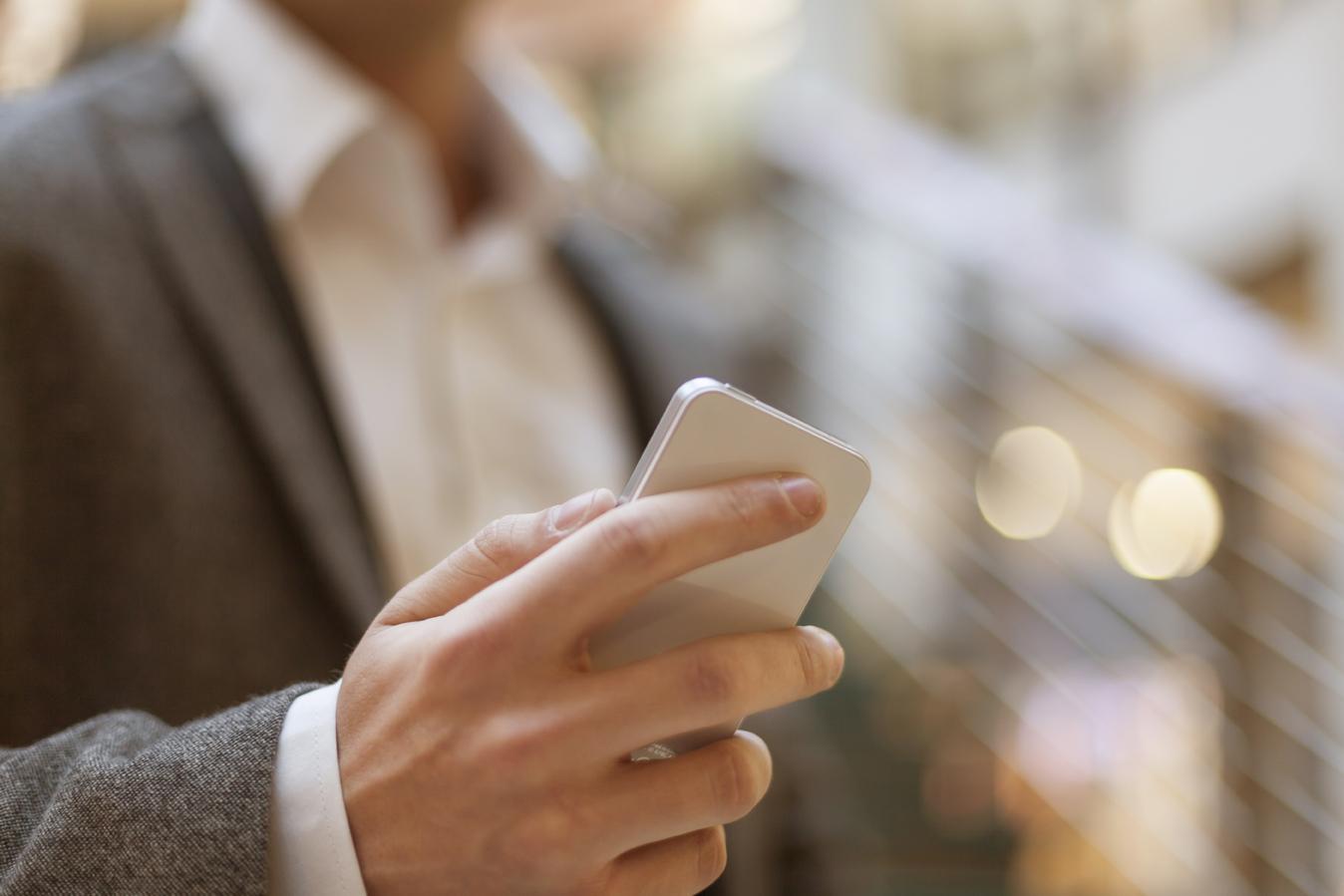 pago de paquetería vía móvil