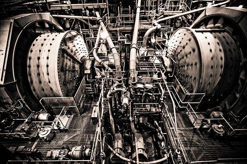 Komatsu: los mejores motores de uso industrial