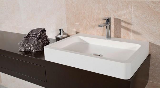 lavabos y muebles de baño modernos