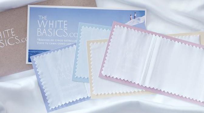 The White Basics, tu tienda de ropa de cama