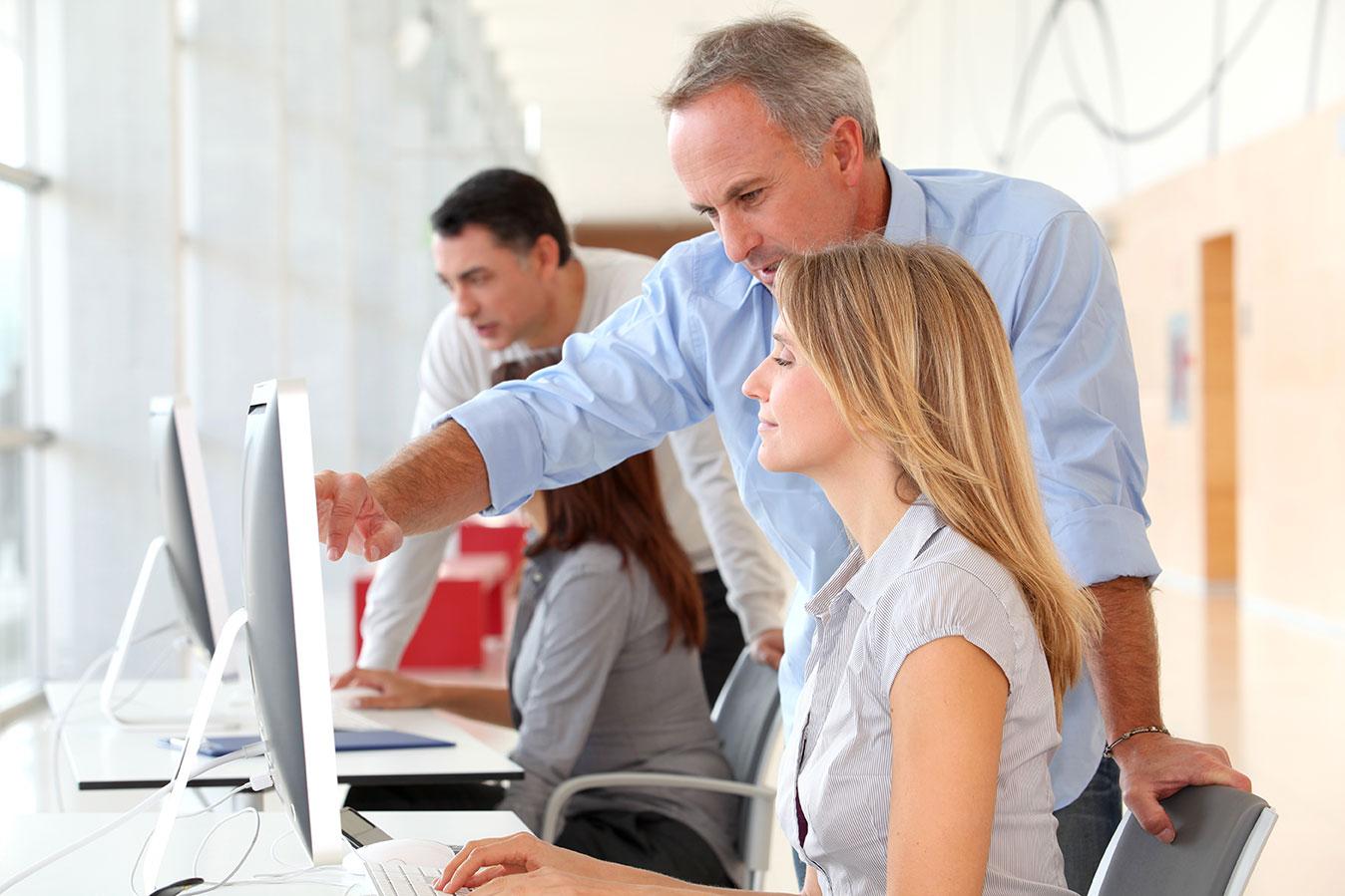 formación in company en una empresa